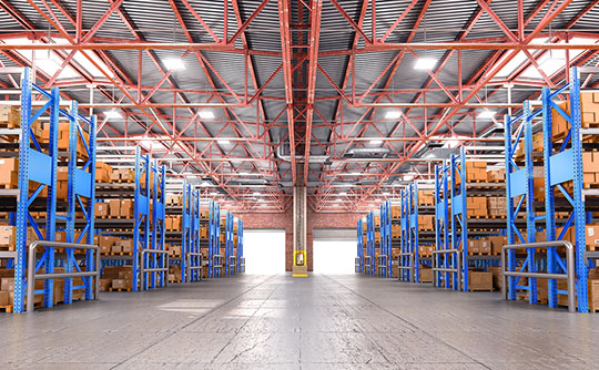 Warehouse Appraisals