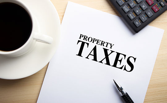 Property Tax Data